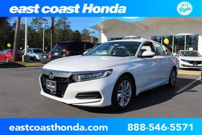 New 2019 Honda Accord LX Sedan Myrtle Beach, SC
