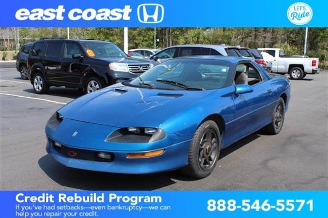 Used 1995 Chevrolet Camaro 2DR CPE PLC PKG Coupe Myrtle Beach, SC