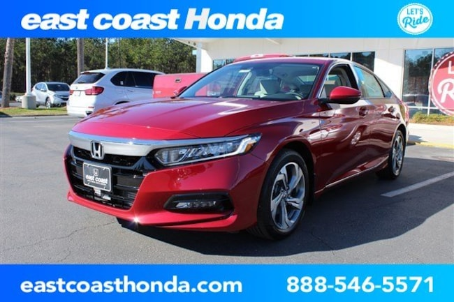 New 2019 Honda Accord EX-L Sedan Myrtle Beach, SC