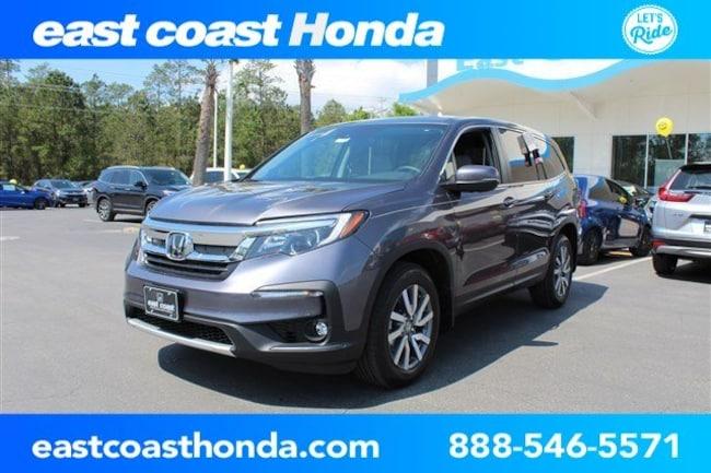 New 2019 Honda Pilot EX FWD SUV Myrtle Beach, SC