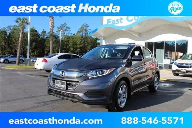 New 2019 Honda HR-V LX 2WD SUV Myrtle Beach, SC