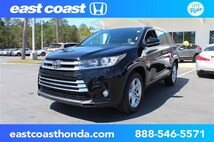 2018 Toyota Highlander Limited 1 Owner, Low Miles SUV