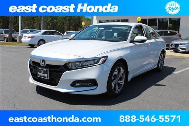 New 2019 Honda Accord EX-L Sedan Myrtle Beach, SC