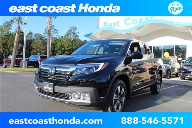 New 2019 Honda Ridgeline RTL-E AWD Truck Crew Cab Myrtle Beach, SC