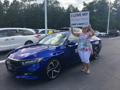 Lisa's 2019 Honda Accord