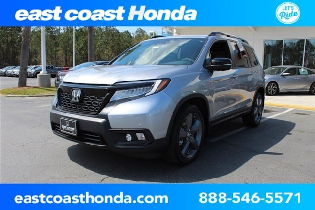 New 2019 Honda Passport Touring FWD SUV Myrtle Beach, SC