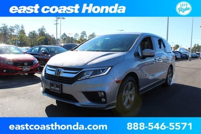 New 2019 Honda Odyssey EX-L Van Myrtle Beach, SC