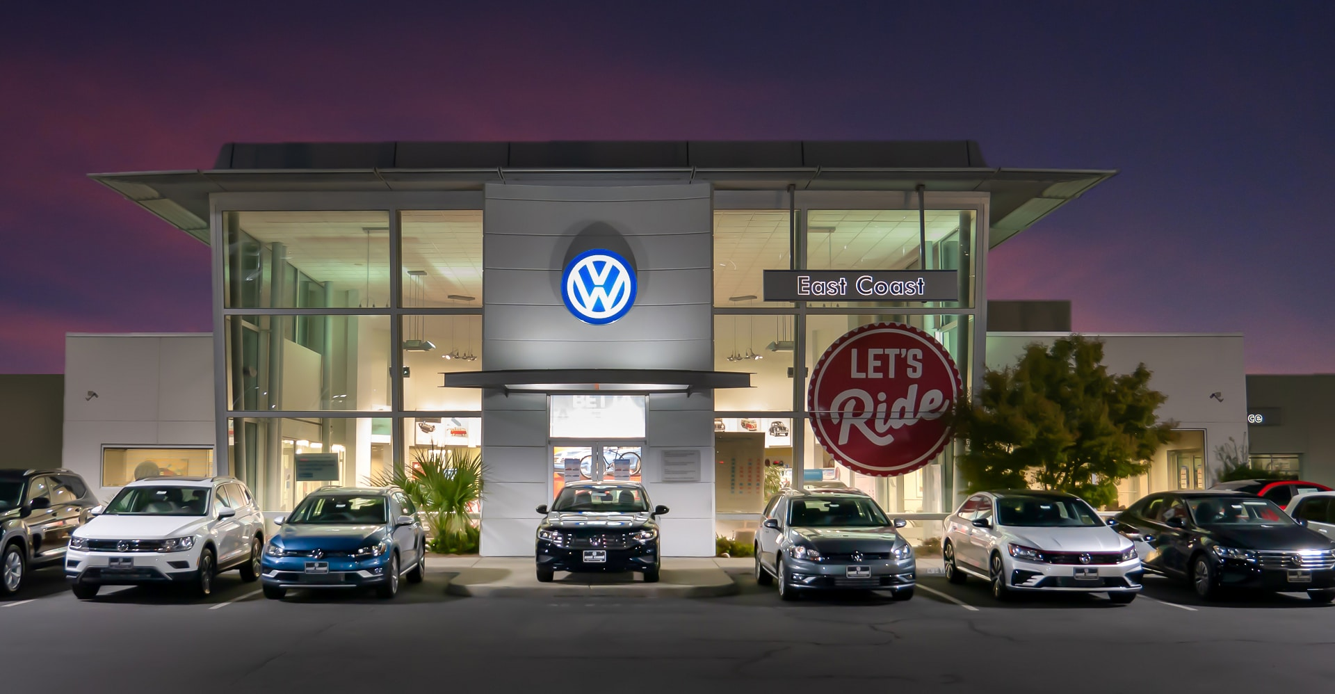 Why East Coast Volkswagen Volkswagen Dealership South Carolina