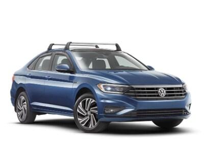 Volkswagen OEM Roof Racks