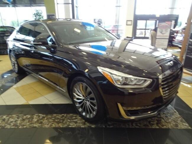 2019 Genesis G90 3.3T Premium Sedan