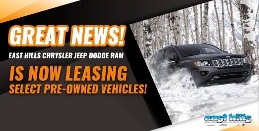 East Hills Chrysler Jeep Dodge Ram | New Chrysler, Dodge, Jeep, Ram