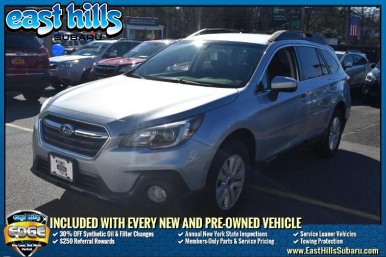Used 2019 Subaru Outback Premium-EYESIGHT Sport Utility Roslyn