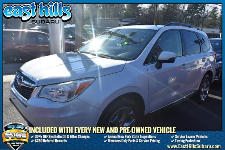 Used 2015 Subaru Forester Touring Edition Sport Utility Roslyn