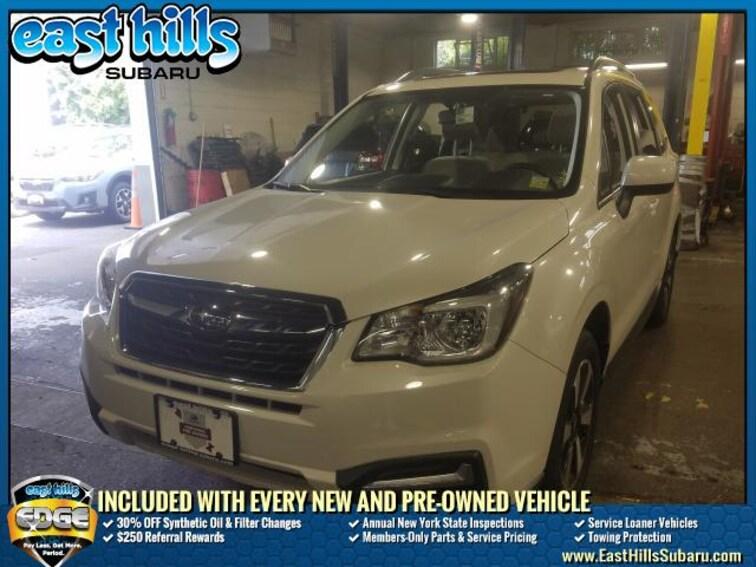 Used 2017 Subaru Forester Premium Edition SUV Roslyn