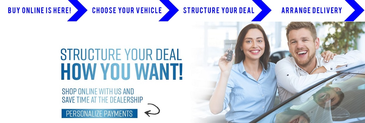 Shop Online with us - Easthill Volkswagen