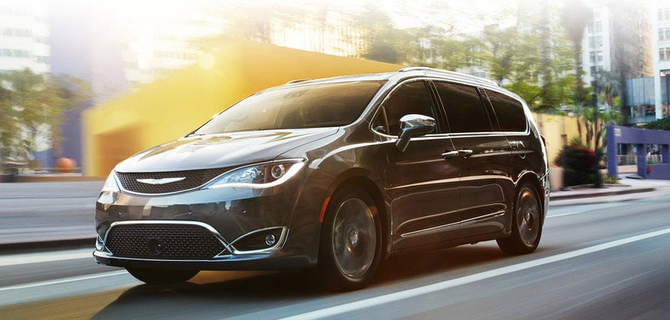 Find the 2018 Chrysler Pacifica at Eastside Dodge in Calgary, AB