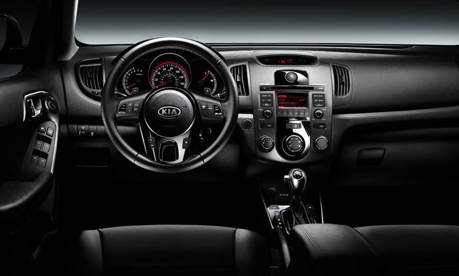 2014 KIA Forte 5 Interior Dashboard