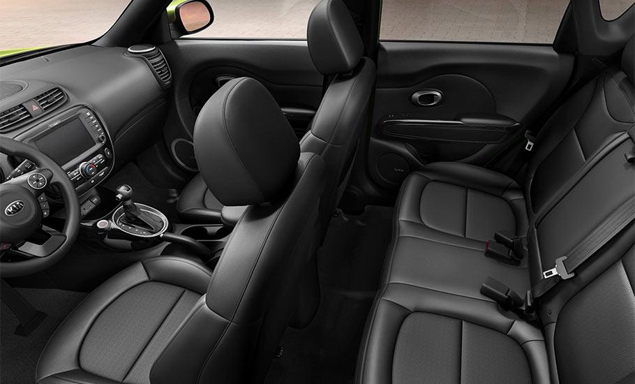 2016 Kia Soul Interior Seating