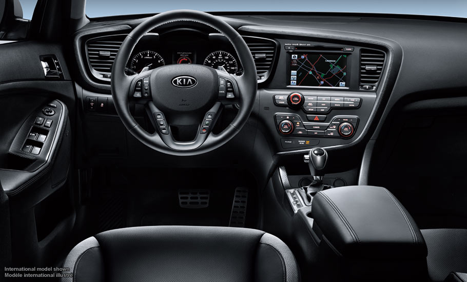 2013 Kia Optima Engines