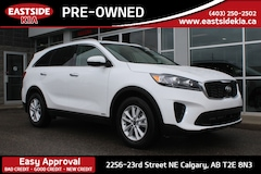 Certified 2019 Kia Sorento LX AWD APPLE CARPLAY CAMERA HEATED STEERING AC in Calgary, AB