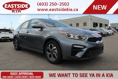 New 2019 Kia Forte EX CVT Car 3KPF54AD1KE068760 in Calgary, AB