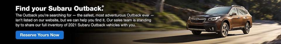 Outback is Worth Waiting For