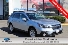 Certified Pre-Owned 2019 Subaru Outback 2.5i SUV 4S4BSAFC0K3202828 for sale in Kirkland, WA
