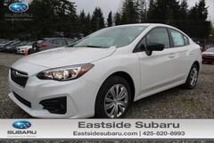 New 2019 Subaru Impreza 2.0i Sedan for sale in Kirkland, WA