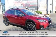 Certified Pre-Owned 2019 Subaru Crosstrek 2.0i SUV JF2GTAAC8KH209223 for sale in Kirkland, WA