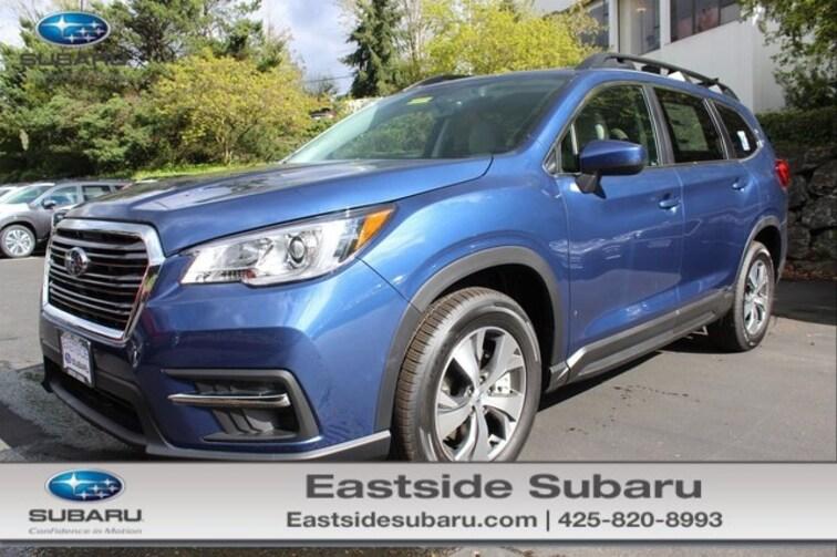 New 2019 Subaru Ascent Premium 7-Passenger SUV for sale in Kirkland, WA