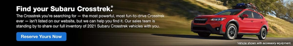 Crosstrek is Worth Waiting For