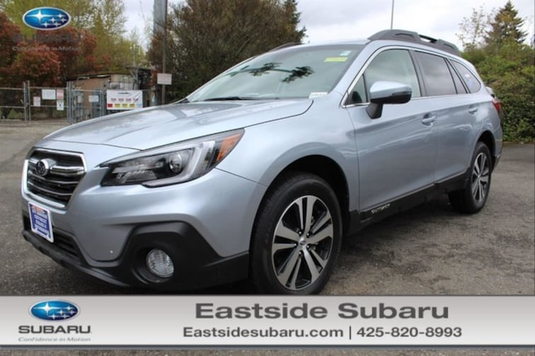 New 2019 Subaru Outback 3.6R Limited SUV for sale in Kirkland, WA