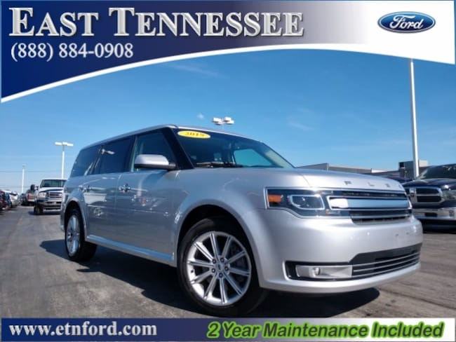 Used 2019 Ford Flex Limited SUV 2FMGK5D81KBA03217 2FMGK5D81KBA03217 for sale near Knoxville TN