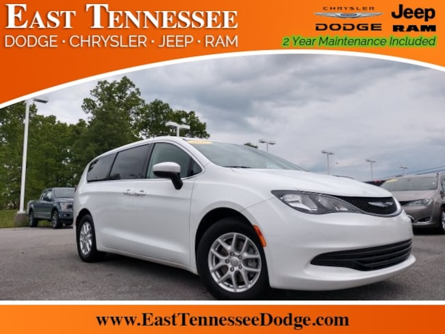 Used 2017 Chrysler Pacifica >> Used 2017 Chrysler Pacifica Touring For Sale In Crossville Near