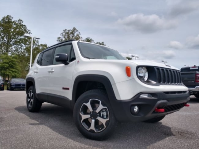 Jeep Renegade Trailhawk For Sale >> New 2019 Jeep Renegade Trailhawk 4x4 For Sale Near Lenoir City Sparta Cookeville Tn 395238 Zacnjbc10kpj95238