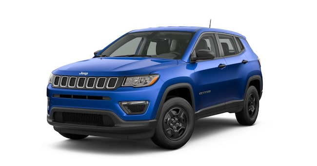 New 2019 Jeep Compass SPORT FWD Sport Utility 3C4NJCAB3KT819675 3C4NJCAB3KT819675 for sale near Knoxville TN
