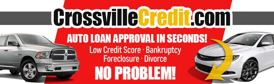 Auto Financing for Crossville TN