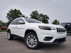 New 2019 Jeep Cherokee for sale in Crossville