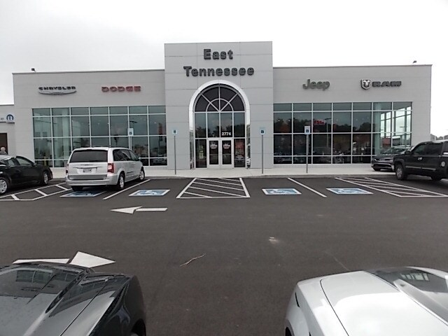 Contact East Tennessee Dodge Serving Crossville, Cookeville ...