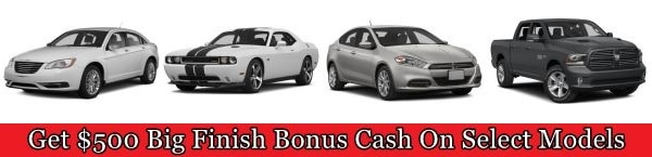 Big Finish 2014 Holiday Blockbuster Sale At East Tennessee Dodge Serving Cookeville TN.
