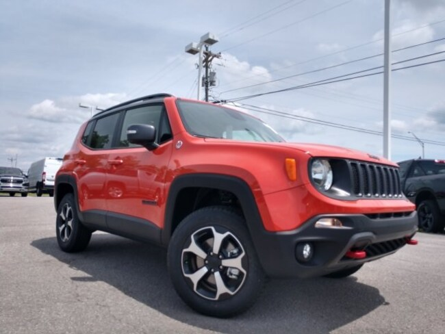 Jeep Renegade Trailhawk For Sale >> New 2019 Jeep Renegade Trailhawk 4x4 For Sale Near Lenoir City Sparta Cookeville Tn 395762 Zacnjbc16kpj95762