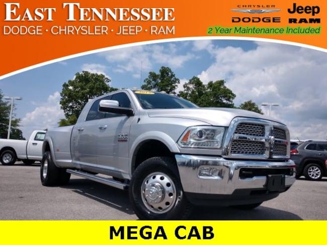 Used 2013 Ram 3500 Laramie Truck Mega Cab 3C63RRML8DG533489 3C63RRML8DG533489 for sale near Knoxville TN