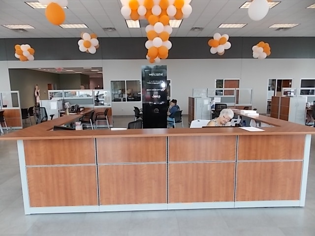 Chrysler Dodge Jeep Ram Dealership near Knoxville TN