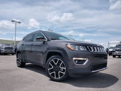 New 2019 Jeep Compass LIMITED FWD Sport Utility 3C4NJCCBXKT762825 in Crossville