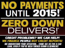 No payments until 2015 in Crossville TN
