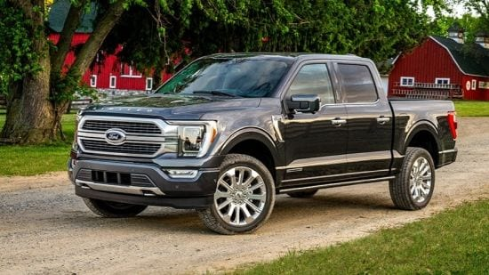 Ford F-150 named Cars.com Best Pickup Trunk of 2021