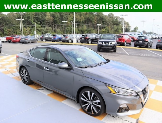 New 2019 Nissan Altima 2.5 Platinum Sedan 1N4BL4FV1KC104336 for sale near Knoxville TN