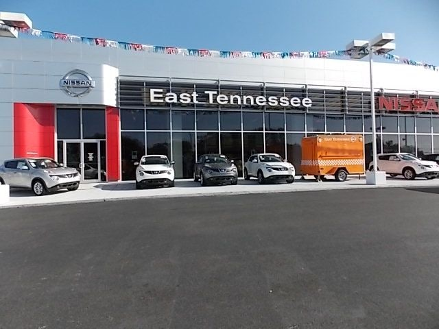 New Nissan Leaf Dealer, proudly serving Knoxville TN