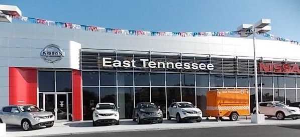 Nissan Service near Greeneville TN