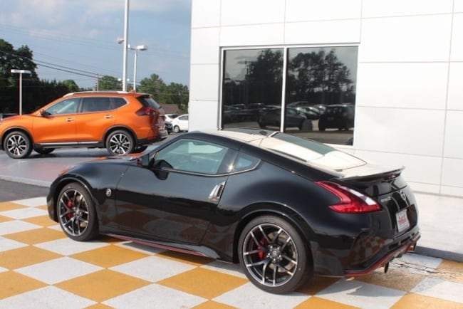 New 2019 Nissan 370z For Sale At Victory Automotive Group Vin